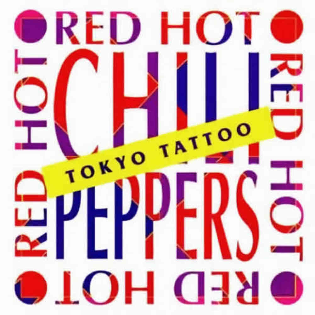 Red Hot Chili Peppers - Stone Cold Bush