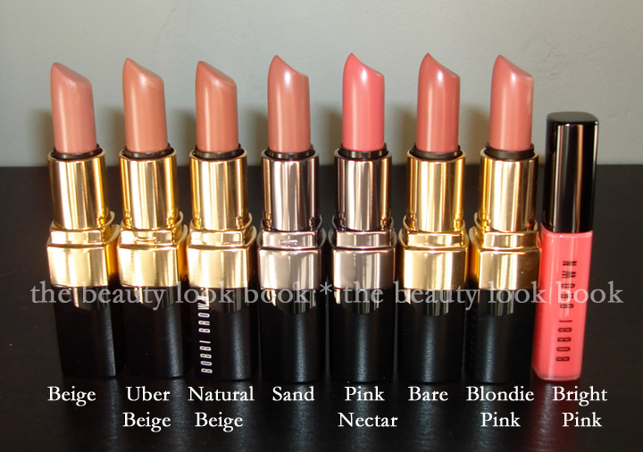 Bobbi Brown Shimmer Pink Lipstick Gold Pictures to Pin on ...