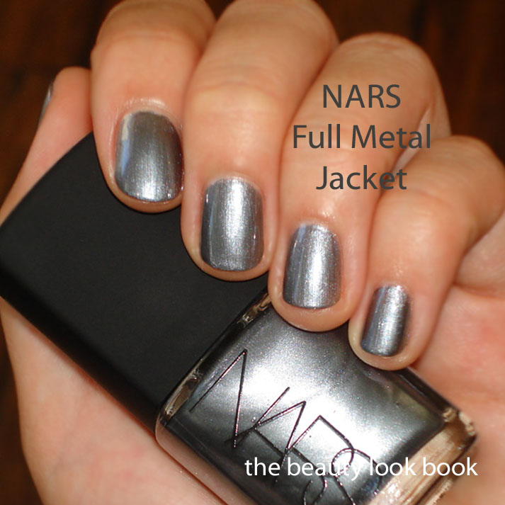 NARS Full Metal Jacket + Rescue Beauty Lounge Stormy