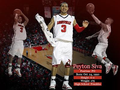 New Peyton Siva Wallpaper