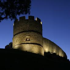 Torreão do Castelo de Torres Vedras