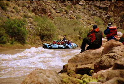 Wilderness River Adventures rafting by Jeanne Selep Imaging
