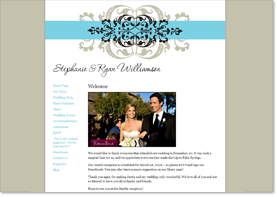 Creating Your Own Free Wedding Website | Liane McCombs Wedding ...