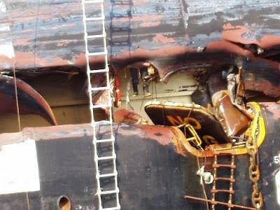 Μπλεγμένο και σε άλλη ναυτική τραγωδία το Aegean Wind Roberta+2
