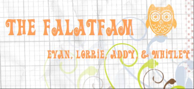 FalatFam - Evan, Lorrie, Addison, & Baby