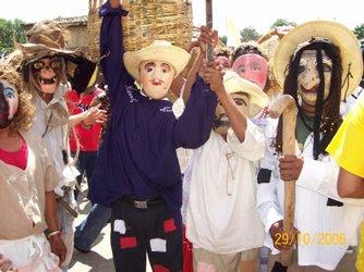 Los Agüizotes Folklore Y Tradicion Nicaragüense