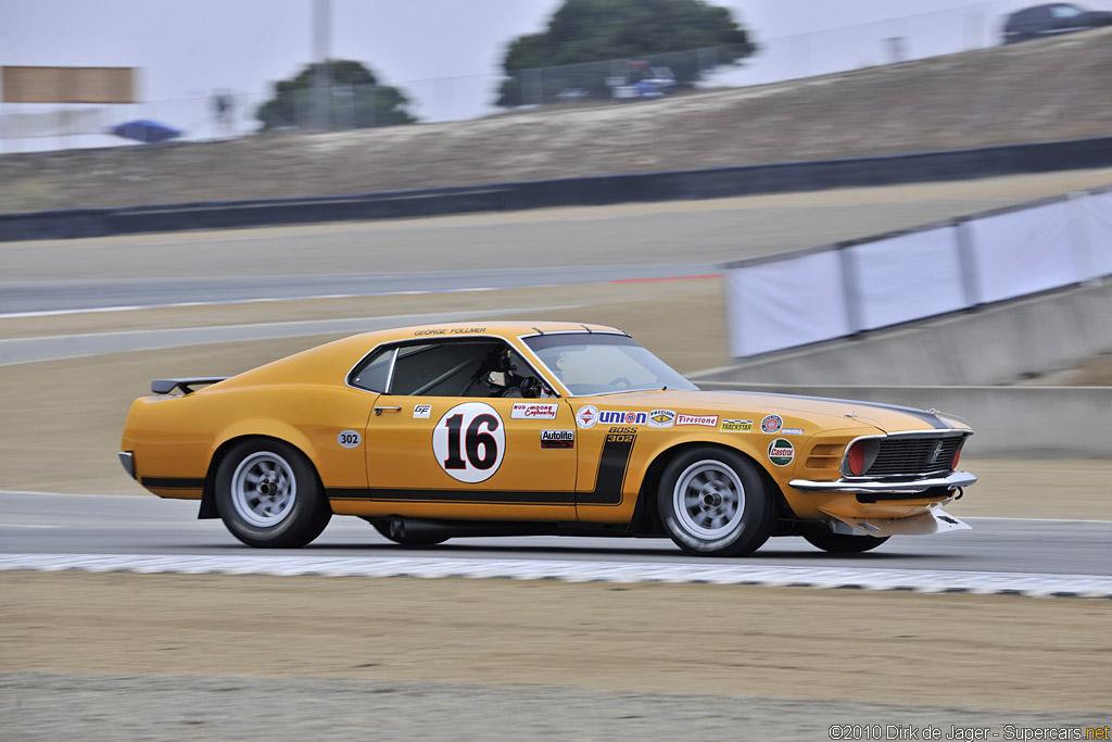 Mustang vintage racer something
