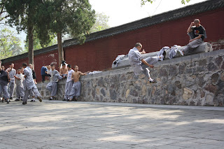 Shaolin Flying Kick