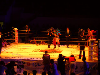 mongolian ultimate fighting mma