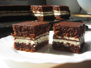 recepti za kolače torte Kinder Pingui