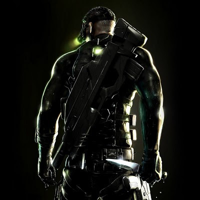 Game Splinter Cell Conviction download free wallpapers for iPad