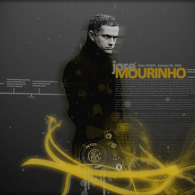 Jose Mourinho 1963 Inter Real Madrid download free wallpapers iPad