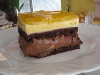 Fini kolač od čokolade i naranče recepti