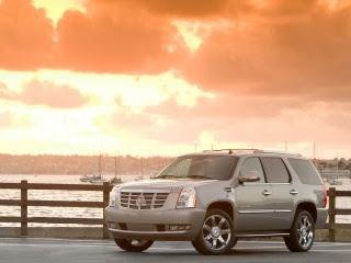 Auto Cadillac i zalazak sunca download besplatne pozadine slike za mobitele