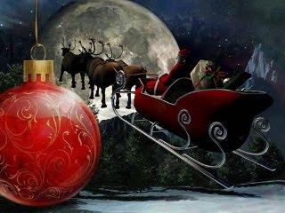 Božićne slike djed Mraz download besplatne pozadine sličice za mobitele Christmas