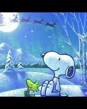 Snoopy i Badnjak, crtani film download besplatne slike pozadine za mobitele