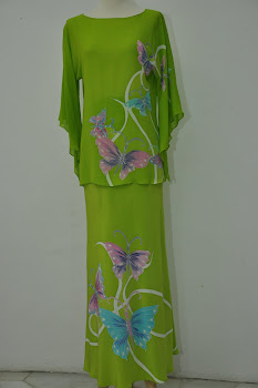 Kurung Kedah Moden