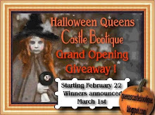 Halloween Queens Castle Boutique Giveaway