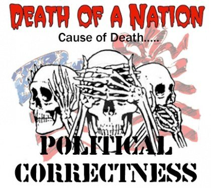 political correctness death