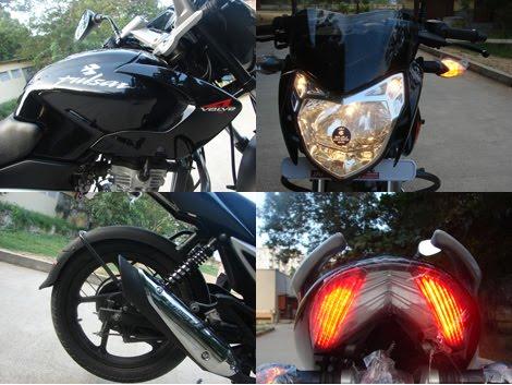 Minerva 150R VX vs Bajaj 135 LS siapa yg lebih unggul...??