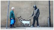 . por todo el mundo, su alto caché en galerías y por su estilo . banksy