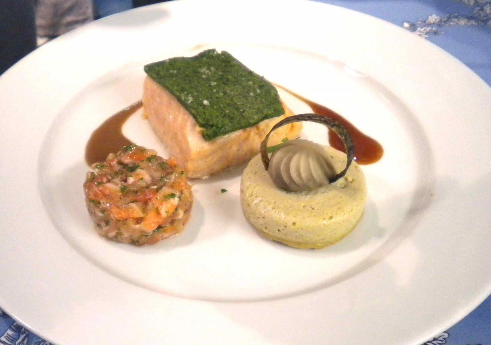 Sjoerd at le cordon bleu paris superior cuisine 2010 for Cuisine bleu