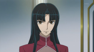 Wang Liu Mei also from Gundam 00: