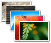 Ubuntu 10.10 Maverick Meerkat - Fondos de escritorio oficiales