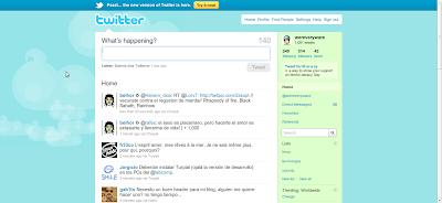 Nuevo Twitter - Pssst...