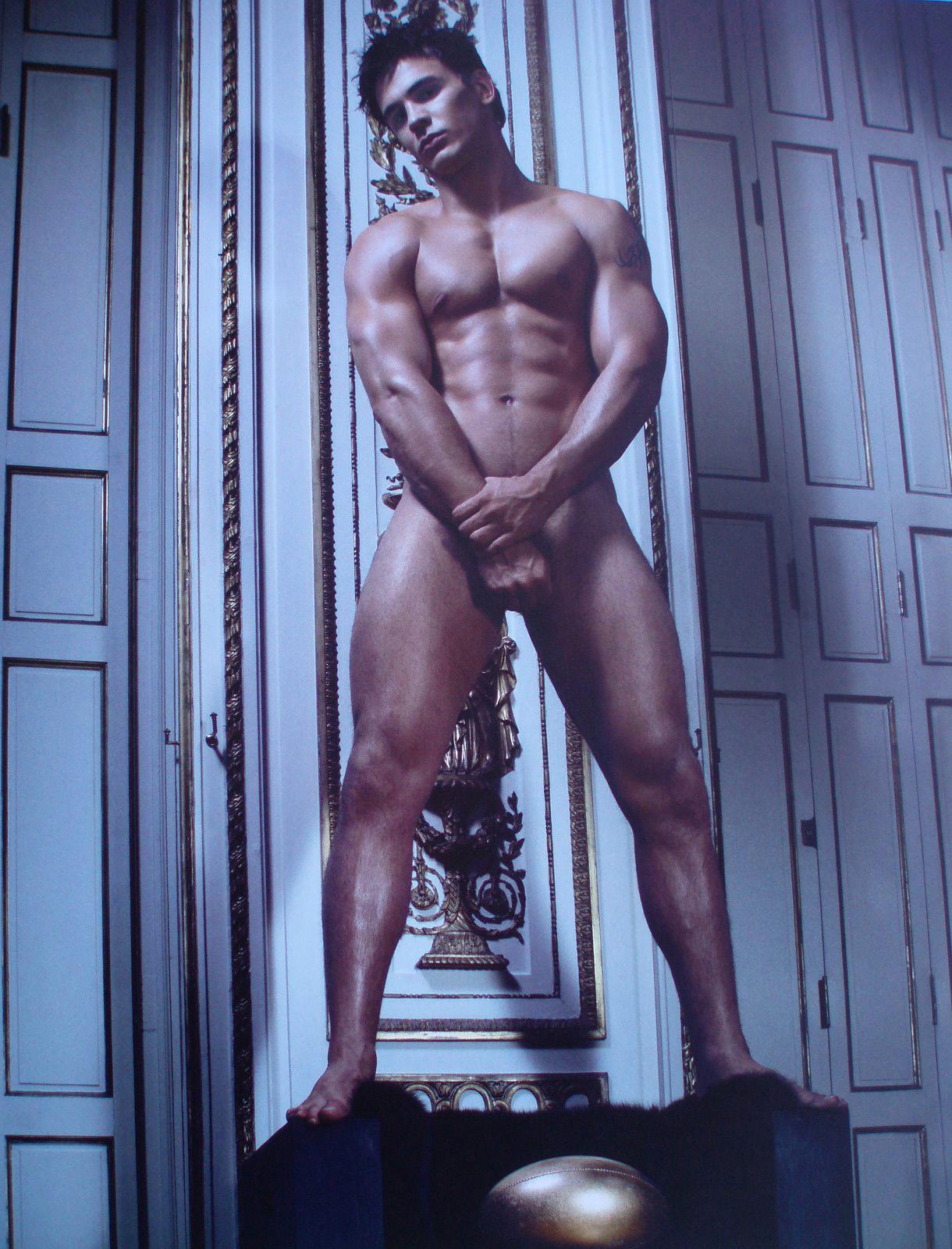 Фото красивых мужских голых тел 1 фотография