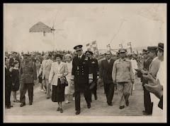 Αρχές δεκαετίας του 1960. Επίσκεψη του Βασιλιά Παύλου στην Πάρο