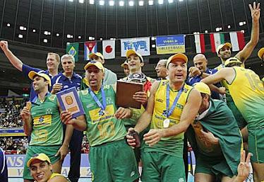 Seleção brasileira masculina de Voleibol