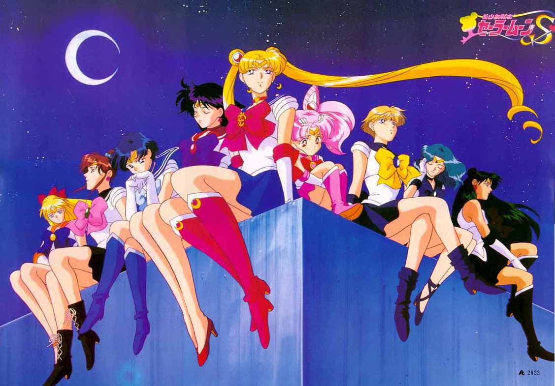 what sailor moon characters - photo #6
