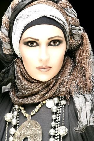 احدث لفات الحجاب 2014 ، اشيك لفات الحجاب 2014 ، Latest cameo rolls 2014 untitled.bmp