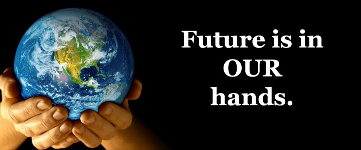 the future is in our hands now essay