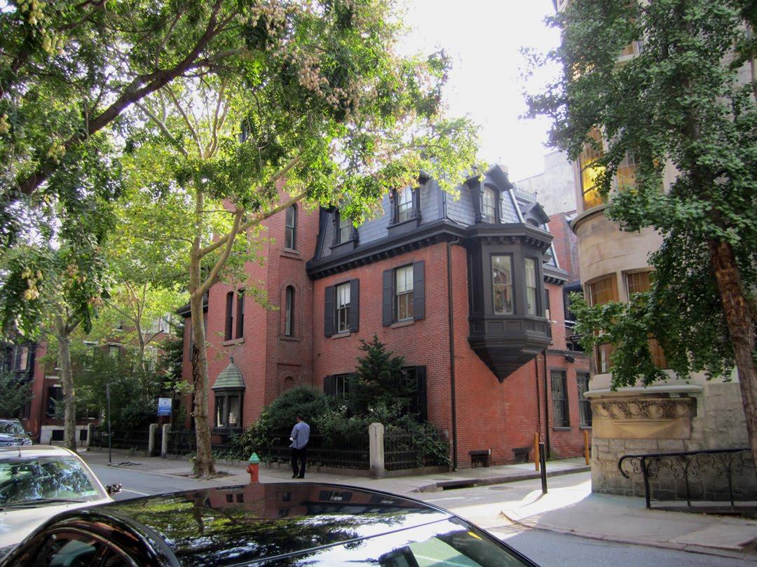 Rittenhouse Square Apartment Buildings