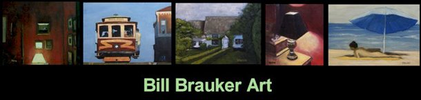 Bill Brauker Art
