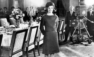 sixties style swoon une femme d 39 un certain ge On jackie s tour of the white house