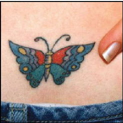 buterfly tattoos design