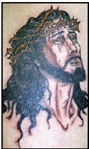 religius tattoos design
