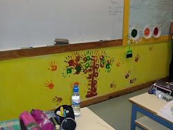 A nossa sala de aula - uma vista