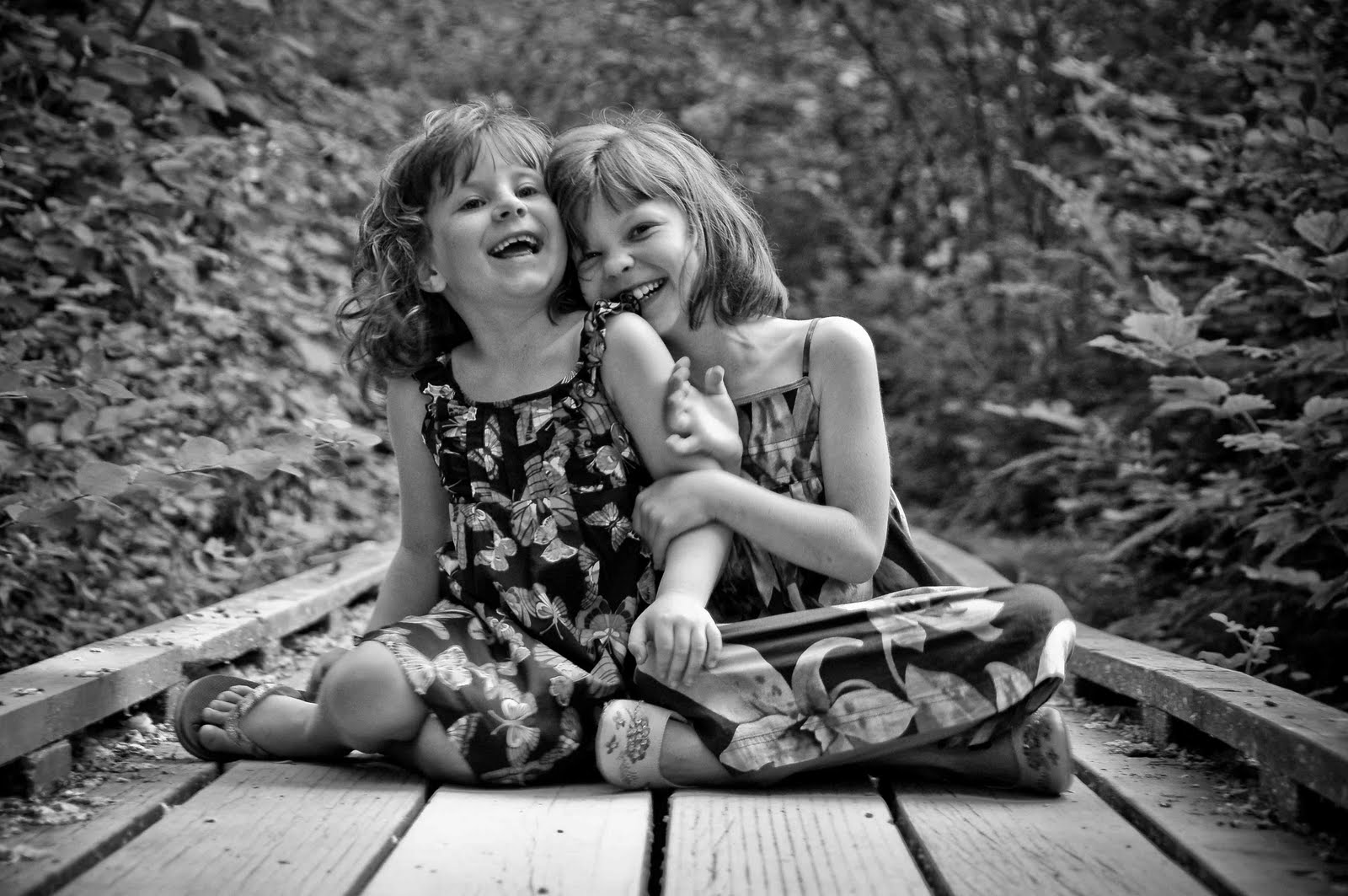 Two Little Girls Laughing Two little girls laugh and Best Friends Holding Hands Girls