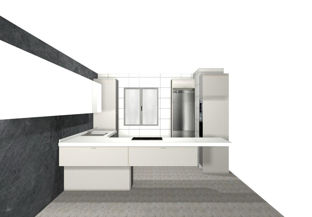 Dise o y decoraci n de cocinas volvemos al canal cocina for Planos de cocina en linea