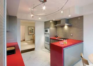cocina-encimera-rojo-madrid-linea-3-cocinas