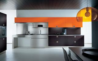 cocina-negro-abajo-naranja-arriba-madrid-linea-3-cocinas