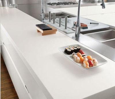 Dise o y decoraci n de cocinas encimeras por encima de for Picas para cocinas