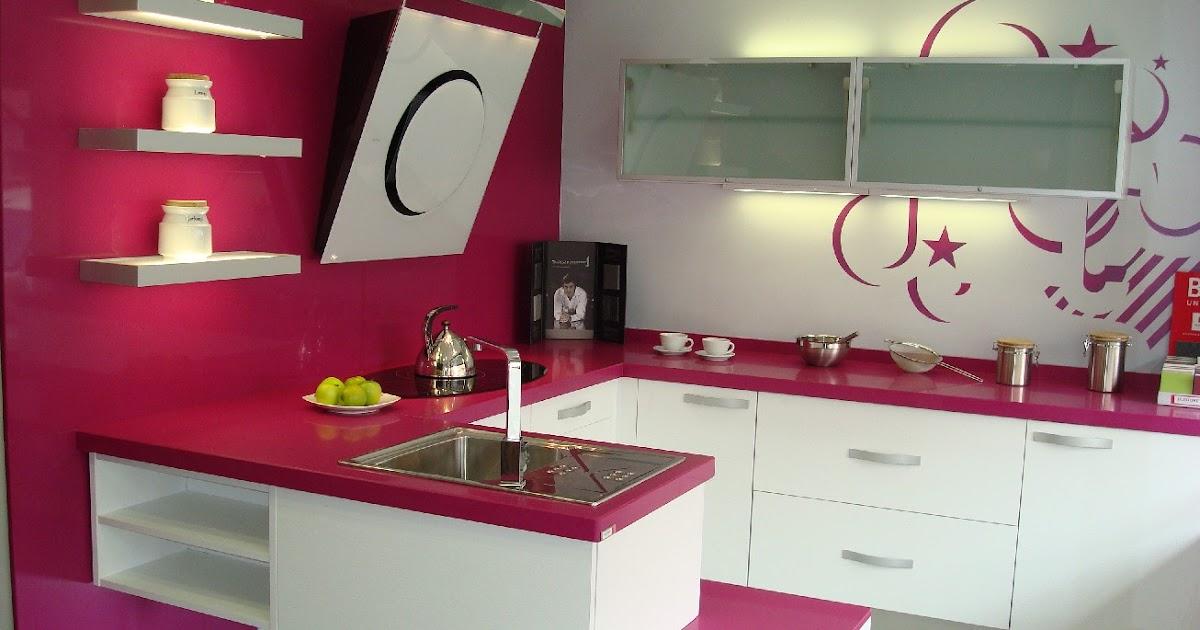 Dise o y decoraci n de cocinas encimeras por encima de - Linea 3 cocinas ...