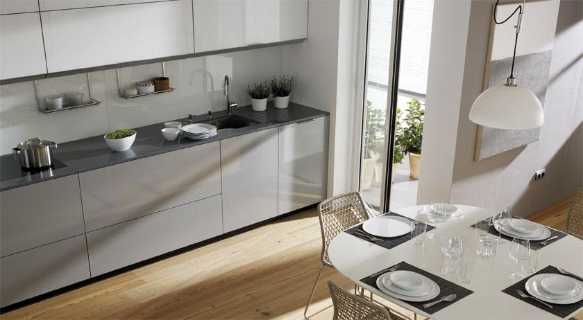 Dise o y decoraci n de cocinas sici vuelve la feria - Cocinas en linea ...