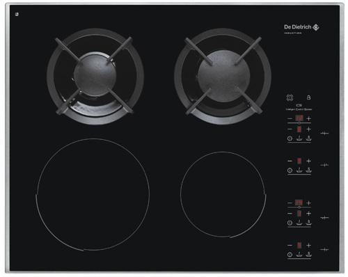 Dise o y decoraci n de cocinas junio 2010 - Placa de cocina ...