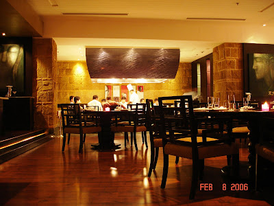 JW Marriott Mumbai Spices Restaurant